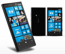 "New Original Nokia Lumia 920 - 32GB - Black (Unlocked) Smartphone 4.5"" GSM Bar"