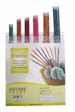 Dreamz Double Pointed sock needle set - 5""