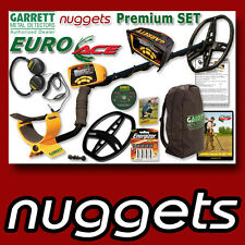 GARRETT EuroACE ACE 350 Metalldetektor PREMIUM nuggets SET youtube Sondel HIT !