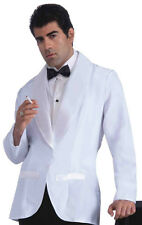 MENS FORMAL SUIT JACKET FANCY DRESS OUTFIT JAMES BOND SECRET AGENT SPY HALLOWEEN