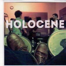 (EE234) Holocene, Flaws In Us All - DJ CD