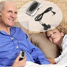 Personal TV Sound Amplifier Hearing Aid Assistance Device Listen Megaphone IY
