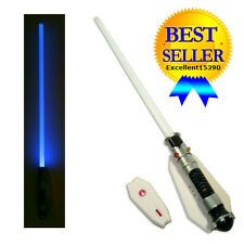 Star Wars Remote Control Wireless New Light Lightsaber Room Wall Mount Jedi