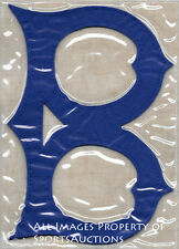1916 BROOKLYN ROBINS Willabee Ward VINTAGE DODGERS COOPERSTOWN COLLECTION PATCH