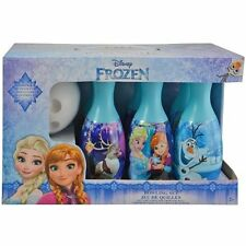 DISNEY FROZEN BOWLING SET ANNA ELSA GIRLS BIRTHDAY GIFT OLAF TOY