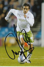 READING HAND SIGNED JEM KARACAN 6X4 PHOTO 7.