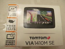 TOMTOM VIA 1410M SE - LIFETIME MAPS