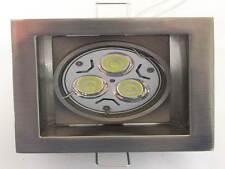 Supporto per Faretto LED incasso MR16 - GU10 alluminio lampadina G4 lampada BR
