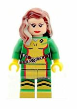 Custom Minifigure Rogue (Xmen) Printed on LEGO Parts