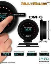 PLX Devices DM-6 TOUCH Gauge-- FREE 2-DAY PRIORITY SHIPPING