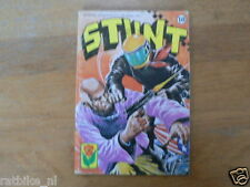 STUNT COMIC DUTCH NO 18,GOUDEN HELM,HARLEY-DAVIDSON BIK