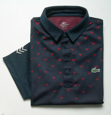 "Superbe Polo Neuf, polyester, ultra dry ""Lacoste-Devanlay"" - Taille 3 ou S"