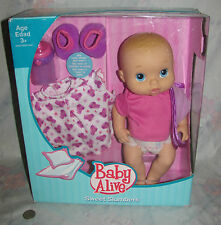 Hasbro 2008 Baby Alive Sweet Slumbers New in Box MIB