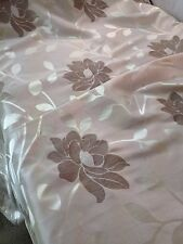 Cream and Beige curtain fabric, material for curtains and cushions..
