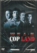 """DVD """"COP LAND"""" Sylvester STALLONE,Robert DE NIRO     neuf sous blister"""