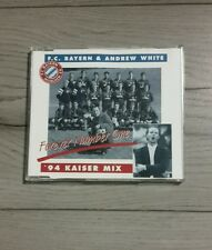 CD Pop Andrew White FC Bayern - Forever No. One (94 Kaiser Mix / 4 Song)