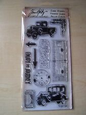 Tim holtz-visual art-clear stamps-le voyage