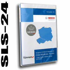 Tele Atlas Navi Software CD Polen Tschechien Blaupunkt TravelPilot DX 2013 2014