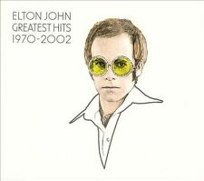 Greatest Hits 1970-2002 [Limited Bonus Disc] by Elton John (CD, Nov-2002, 2 Disc
