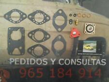 34 SUPER KIT REPARACION CARBURADOR SOLEX 32 PBISA 12 CITROEN VISA SUPER, BX 1.1,