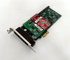 Atcom AXE400PL-11 4 Port Analog PCI-E Asterisk Low Profile Card with 1 FXS 1 FXO