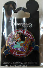 DISNEY TRADING NIGHT EVENT 'ALADDIN' JASMINE PIN LIMITED EDITION RARE!