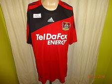 """Bayer 04 Leverkusen Original Adidas Heim Trikot 2008/09 """"Tel Da Fax"""" Gr.XXL Neu"""