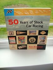 Fifty Years of Stock Car Racing : A History of Collectibles and Memorabilia