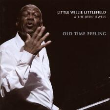 Little Willie Littlefield: Old Time Feeling - MO81242CD