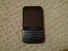 Blackberry Q5 - 8GB-Negro (Naranja T-Mobile EE) Teléfono Inteligente