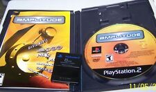 Amplitude - Sony Playstation 2 PS2 - Complete In Box - CIB With Memory Card
