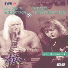 Winter, Edgar - Edgar Winter & Rick Derringer - In Concert: Ohne Filter
