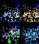 Multi-Action LED Xmas Christmas Tree Fairy Lights Party Wedding String Lights