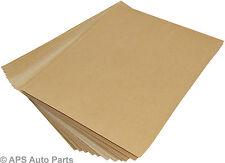 30pc Sandpaper Set Sanding Metal Wood Plastic Extra Fine Medium Coarse Sheets