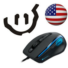 Roccat Kone XTD Mouse Feet / Skates,  0.6mm Teflon Hotline Gaming