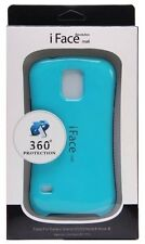 Samsung Galaxy S5 Mini Case Cover Anti-shock iFace Mall Case - Blue