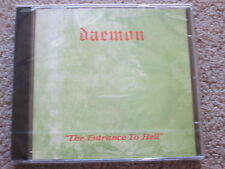 DAEMON - ENTRANCE TO HELL / DU CANN ATOMIC ROOSTER