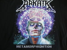ARKAIK Metamorphignition NEW  heavy death metal concert tour T shirt Men's 3XL