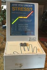 Vintage Electron Coin Operated Stress Test Counter Top Trade Simulator Game