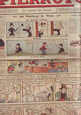 pierrot - le journal de jeunes - 8 Mars 1936 -
