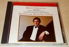 BRAHMS-PIANO CONCERTO. NO. 1 OP. 15-CD 1988-BARRY DOUGLAS/SKROWACZEWSKI-MINT