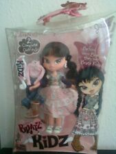 Girlz Girl Bratz Kidz Jade Doll Brown Eyes 2 Complete Outfits Poster New Rare