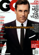 GQ 12/08,Jon Hamm,December 2008,NEW