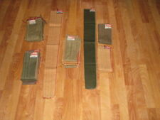 South Bend Bamboo Fly Rod bags, sacks