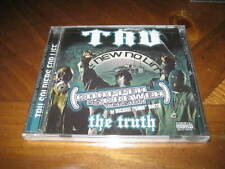 TRU - The Truth Rap CD Chopped & Screwed - Master P C-Murder Silkk The Shocker