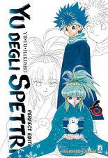 SC2747 - Star Comics - Yu Degli Spettri Perfect Edition 6 - Nuovo !!!