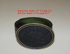 Authentic New Lacoste Leather Belt (Unisex)