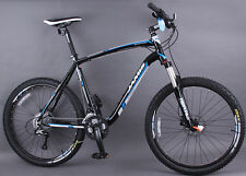 "Jamis Durango Race 26"" Mountain Bike SRAM 9 Speed Hydraulic Disc Brakes 21"" XL"