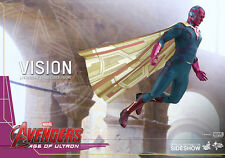 1/6 Avengers Age of Ultron Vision Movie Masterpiece Hot Toys