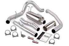 Banks Monster Exhaust 00-03 Ford Excursion Powerstroke 7.3L Diesel Chrome